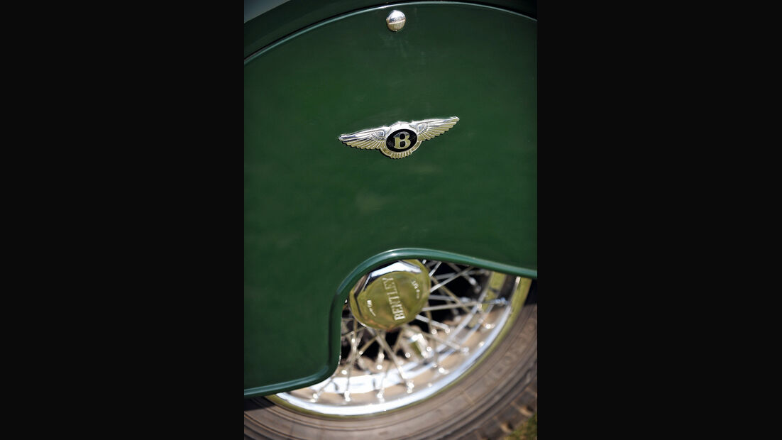 Bentley, Radkasten
