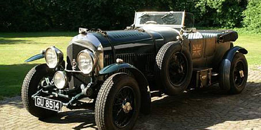 Bentley Speed Six Tourer Re-creation