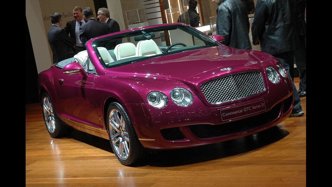 Bentley Supersports Cabrio