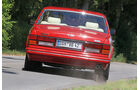 Bentley Turbo R, Heckansicht
