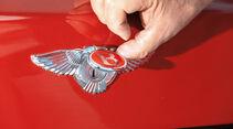 Bentley Turbo R, Kofferraumschloss