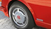 Bentley Turbo R, Rad, Felge