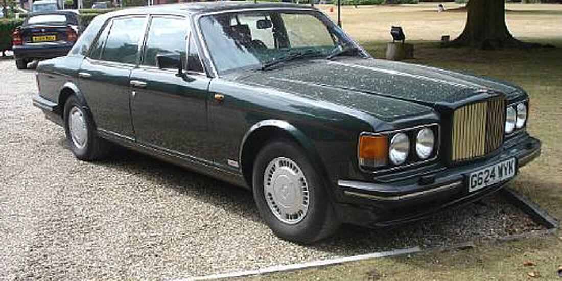 Bentley Turbo R Saloon