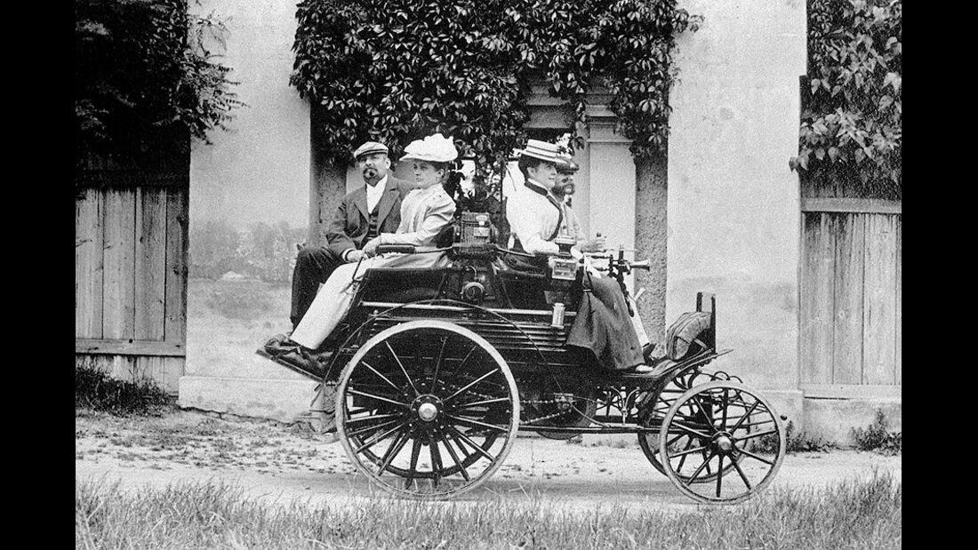 Benz Dos-a-Dos Bj.1900