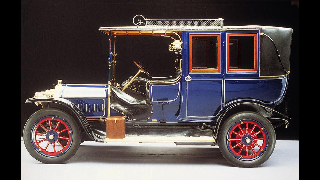 Benz Landaulet Bj.1909