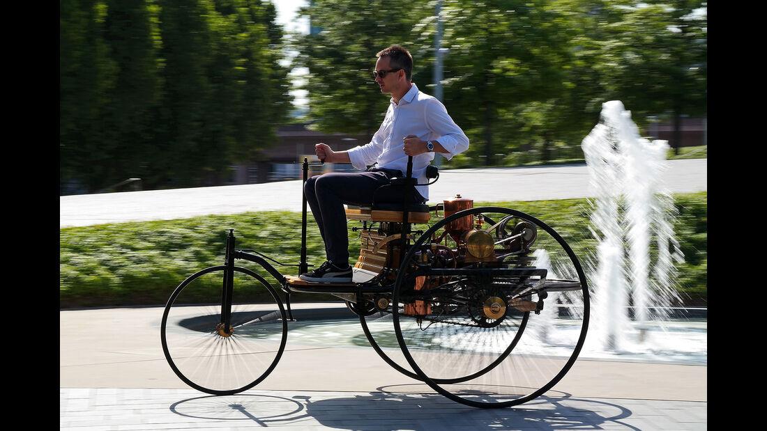 Benz Patent Motorwagen Replika 2002