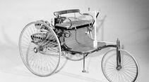 Benz Patentwagen 1885