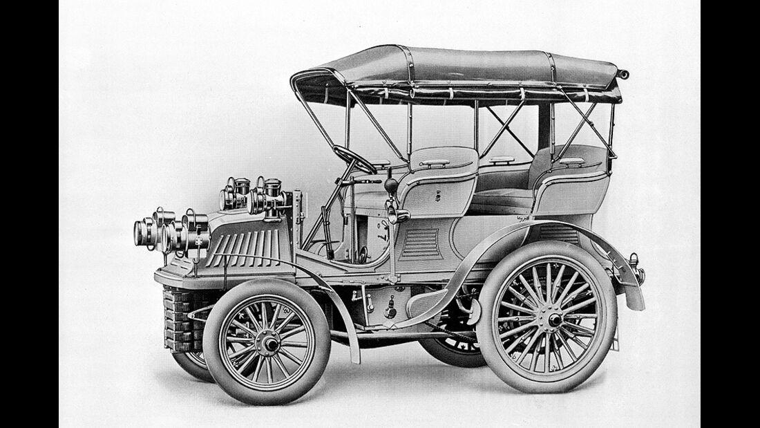 Benz Phaeton Bj.1904