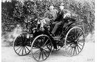 Benz Victoria 1894, Karl Benz, Theodor von Liebieg