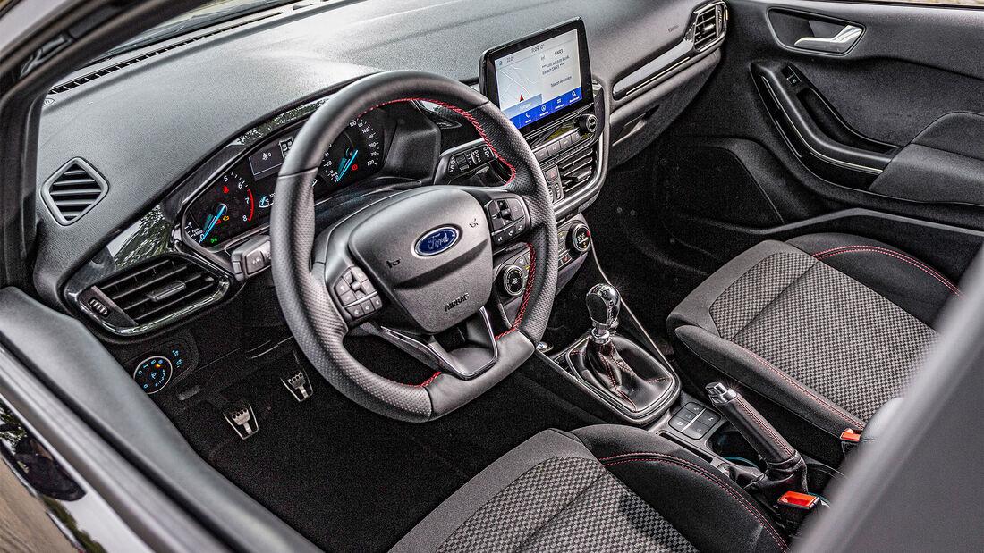 Benziner Ford Fiesta 1.0 EcoBoost, ams 2420