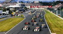 Berger & Senna - GP Japan 1991