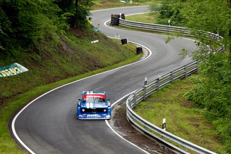 Bergmeisterschaft, BMW 2002 tii