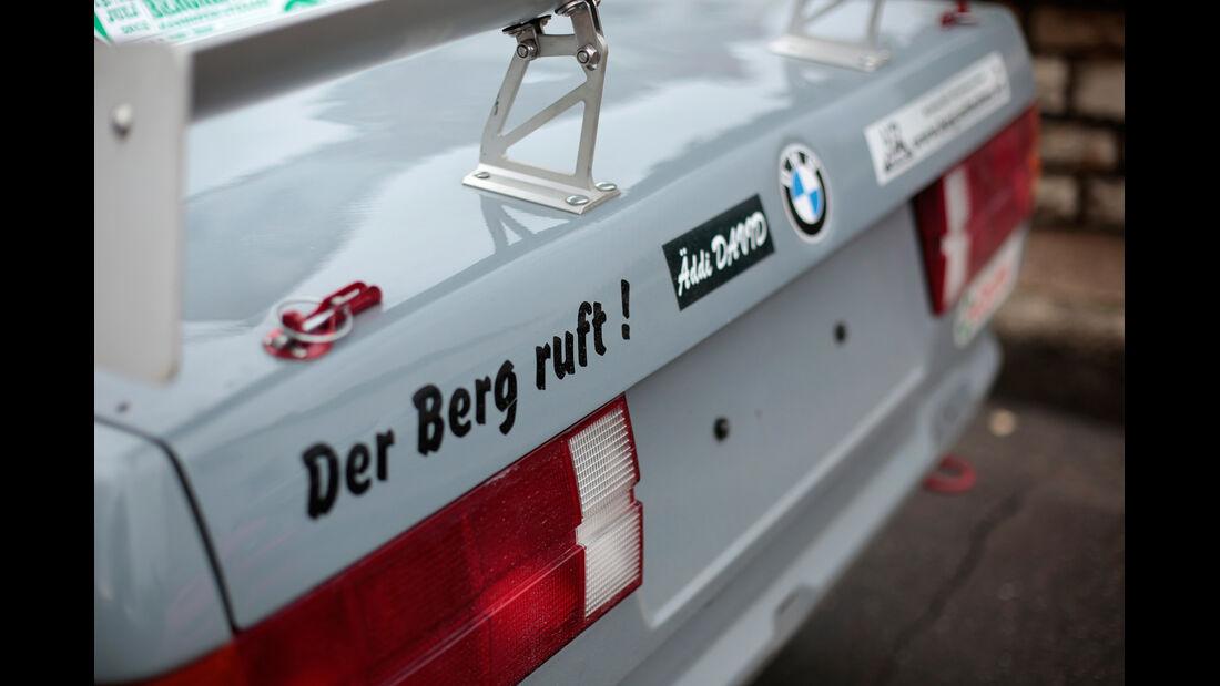 Bergmeisterschaft, BMW, Button