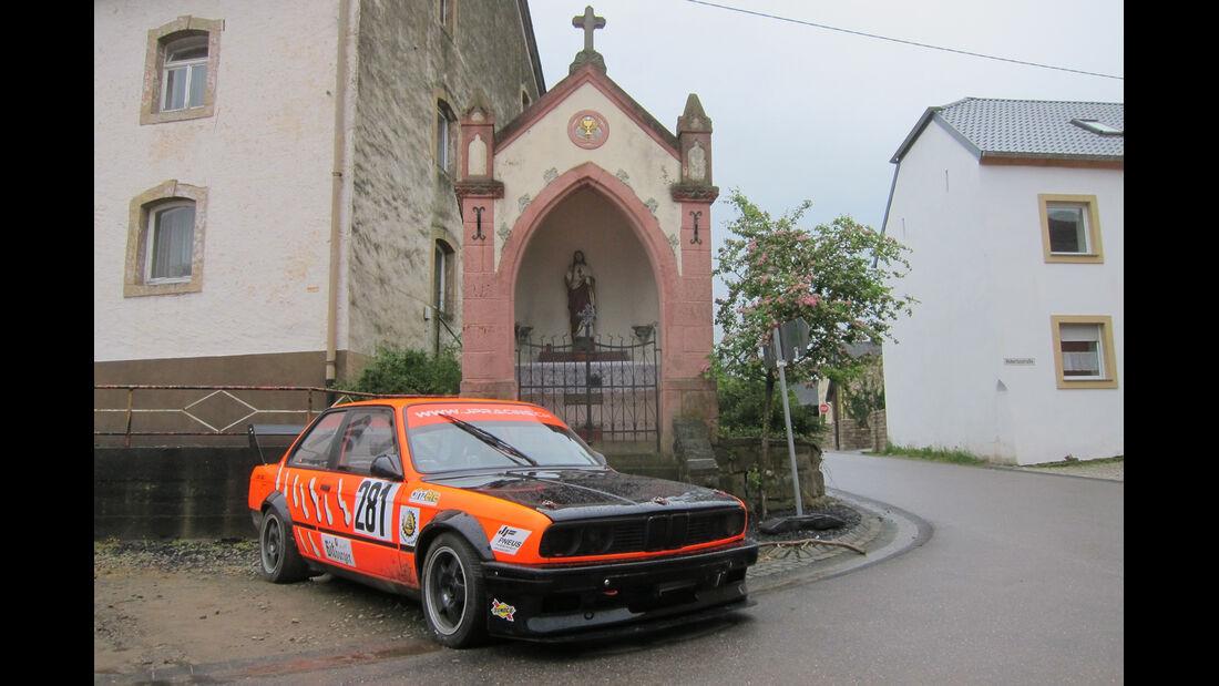 Bergmeisterschaft, BMW, Kirche