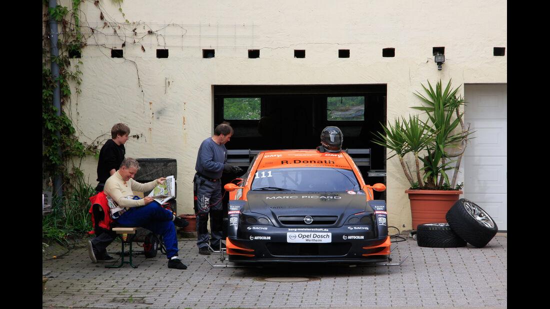 Bergmeisterschaft, Opel, Dosch