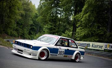 Bergmeisterschaft, Rennszene, BMW
