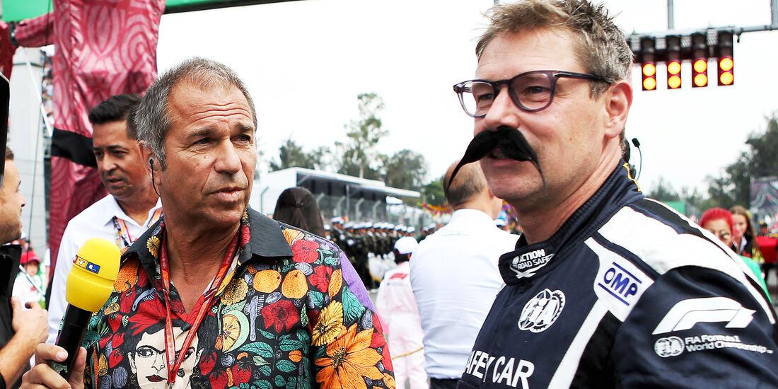 Bernd Mayländer - Formel 1 - GP Mexiko 2018