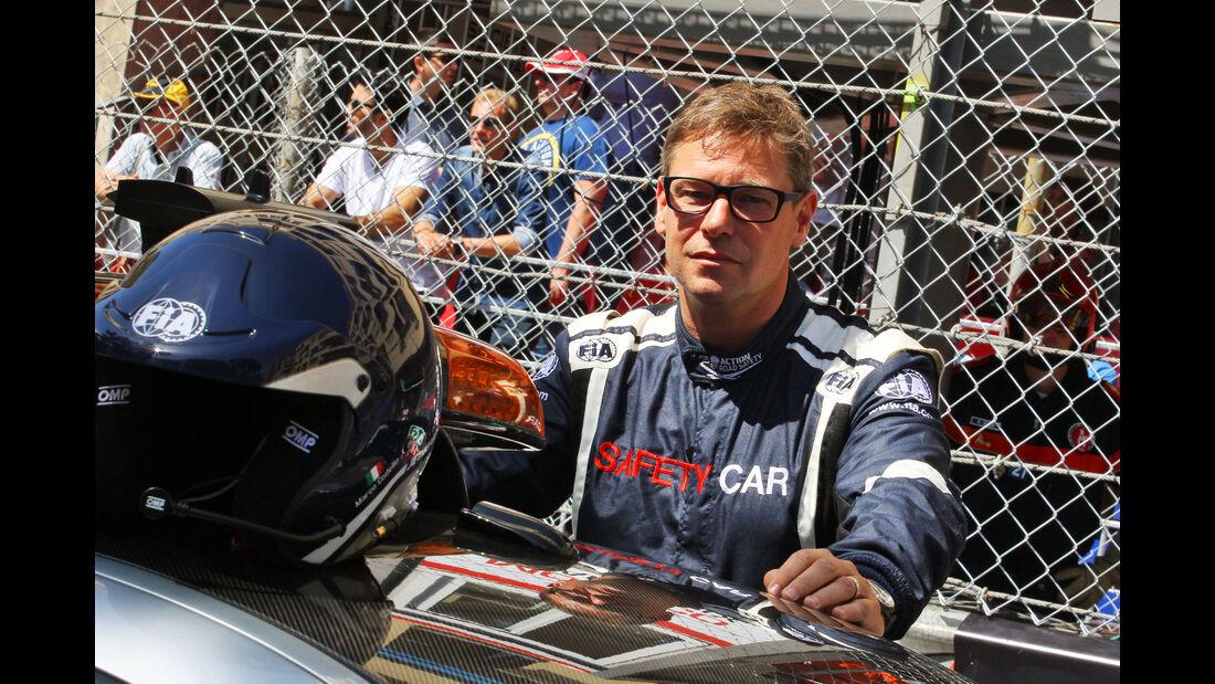 Bernd Mayländer - Formel 1 - GP Monaco - 27. Mai 2016
