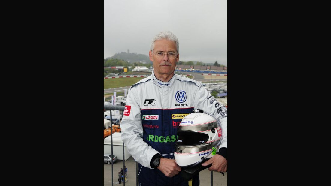 Bernd Ostmann 24h-Rennen Nürburgring 2010 Motor Presse Stuttgart Fahrer