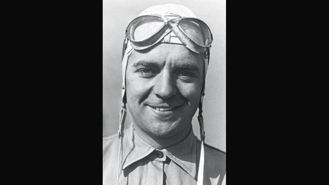 Bernd Rosemeyer, Sieger Eifelrennen 1936