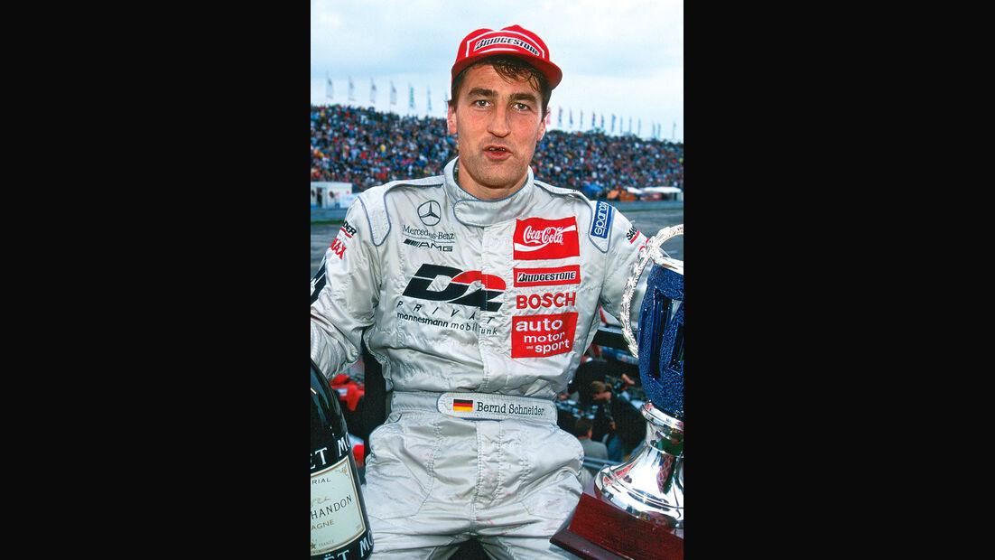 Bernd Schneider, Sieger Eifelrennen 1987