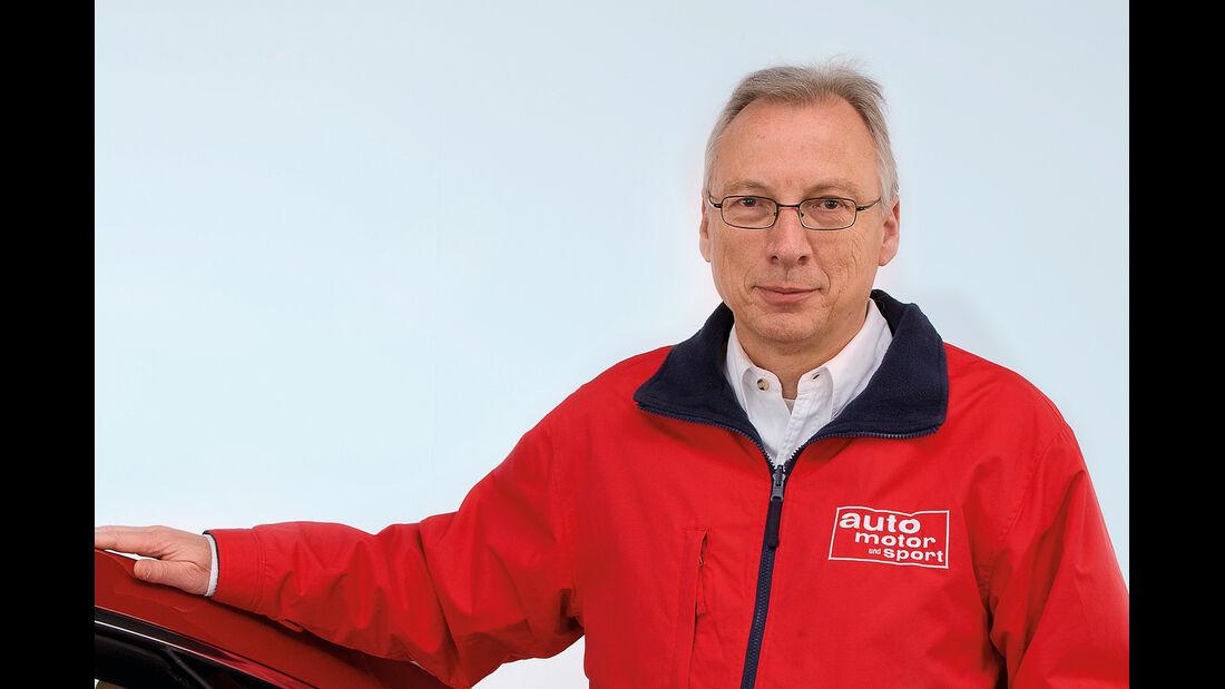 Bernd Stegemann, Portrait