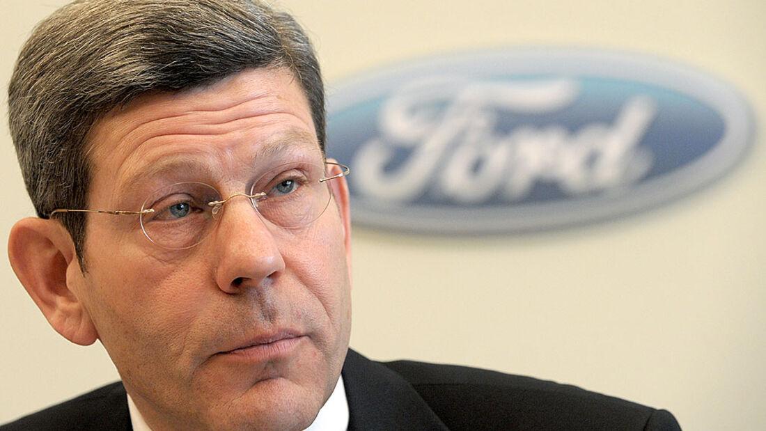 Bernhard Mattes Ford 2009