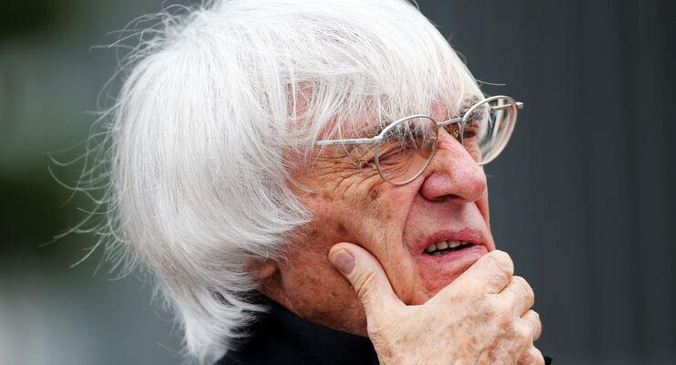 Bernie Ecclestone 2013