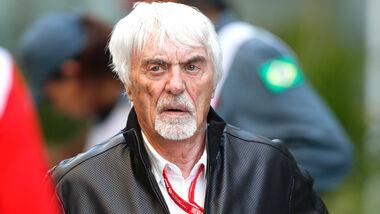 Bernie Ecclestone - F1 - 2019