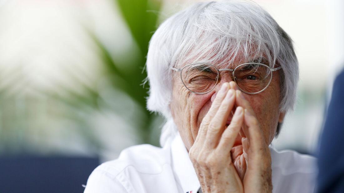 Bernie Ecclestone - Formel 1
