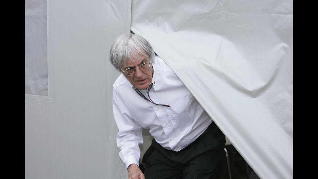Bernie Ecclestone -Formel 1 2009