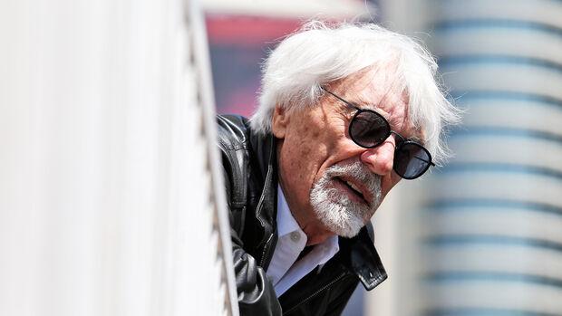 Bernie Ecclestone - Formel 1 - 2019