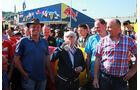 Bernie Ecclestone - Formel 1 - GP Belgien - Spa-Francorchamps - 22. August 2015