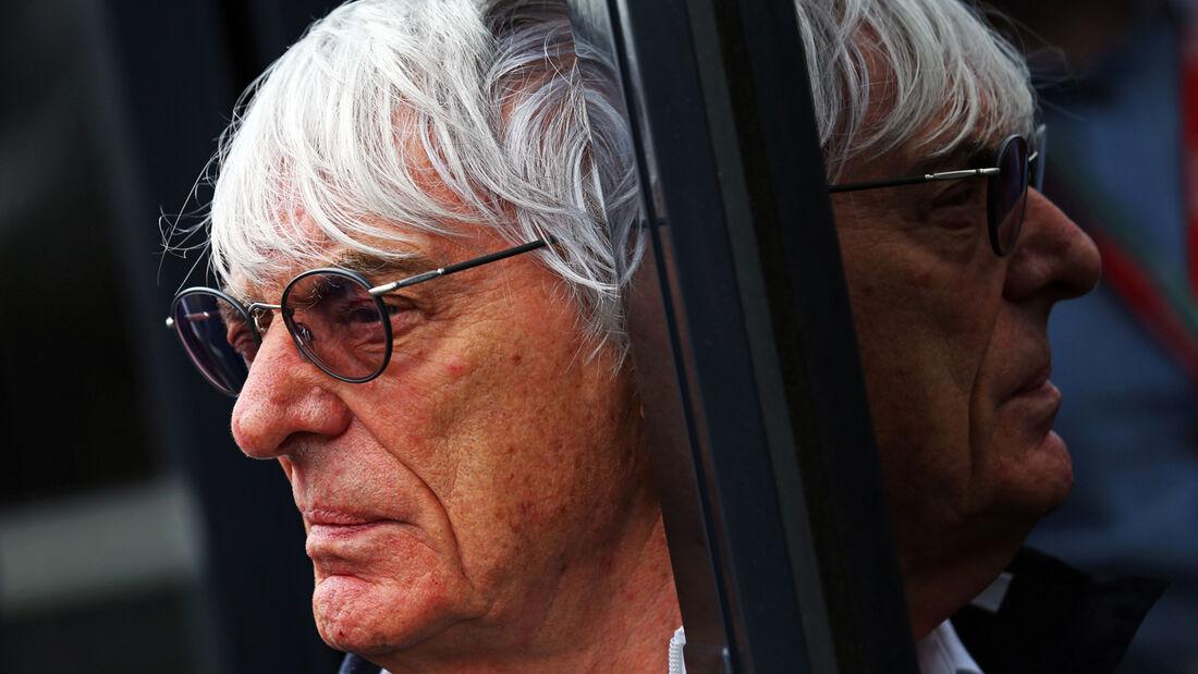 Bernie Ecclestone - Formel 1 - GP England - Silverstone - 5. Juli 2014