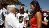 Bernie Ecclestone  - Formel 1 - GP Europa - 24. Juni 2012