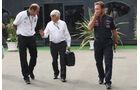 Bernie Ecclestone - Formel 1 - GP Italien - 5. September 2014