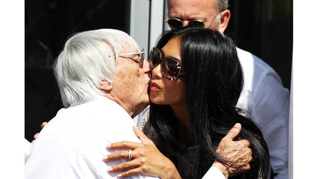 Bernie Ecclestone - Formel 1 - GP Kanada - 10. Juni 2012