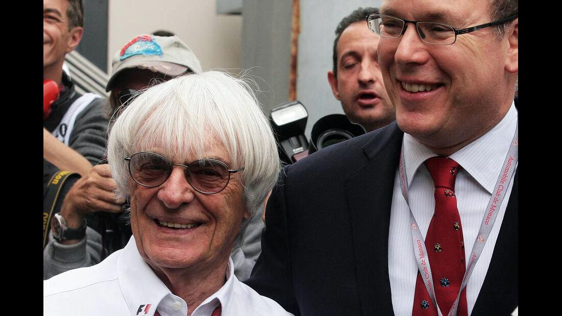 Bernie Ecclestone - Formel 1 - GP Monaco - 25. Mai 2013
