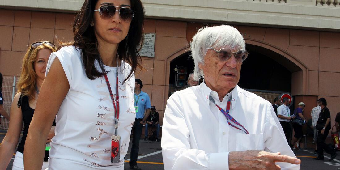 Bernie Ecclestone - Formel 1 - GP Monaco - 26. Mai 2012