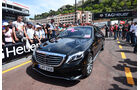 Bernie Ecclestone - Formel 1 - GP Monaco - 27. Mai 2016