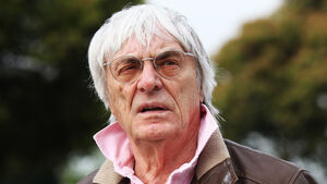 Bernie Ecclestone GP China 2012