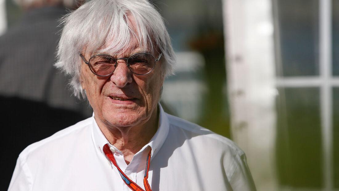 Bernie Ecclestone - GP Kanada - Montreal - Freitag - 10.6.2016