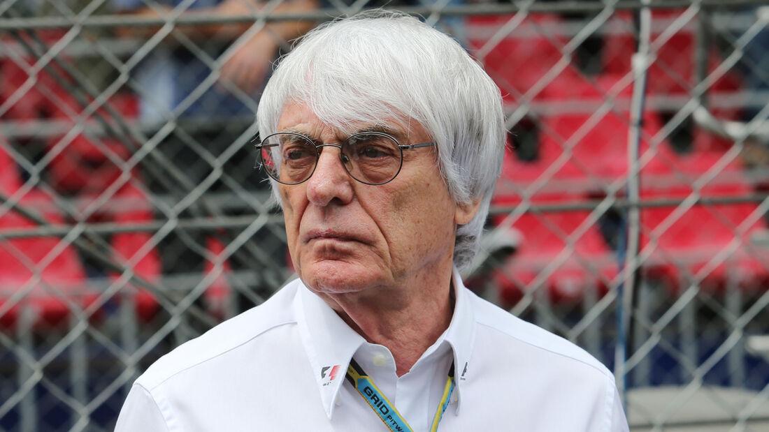 Bernie Ecclestone - GP Monaco 2014