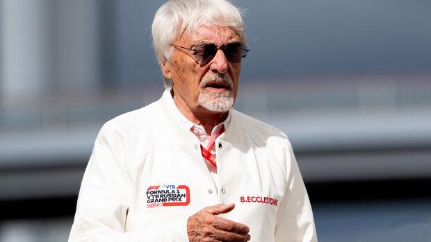 Bernie Ecclestone - GP Russland 2019