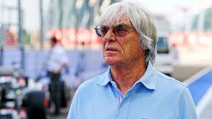 Bernie Ecclestone GP Singapur 2013