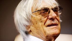 Bernie Ecclestone - GP Singapur 2013