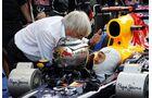 Bernie Ecclestone Sebastian Vettel  - Formel 1 - GP Abu Dhabi - 04. November 2012