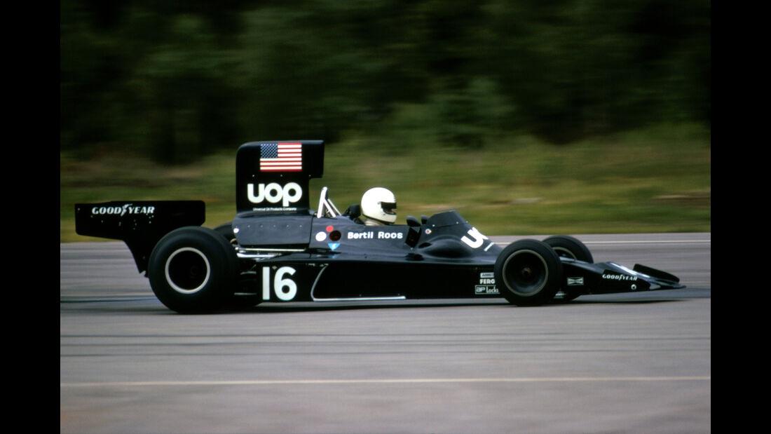 Bertil Roos - Shadow DN3 - GP Schweden 1974