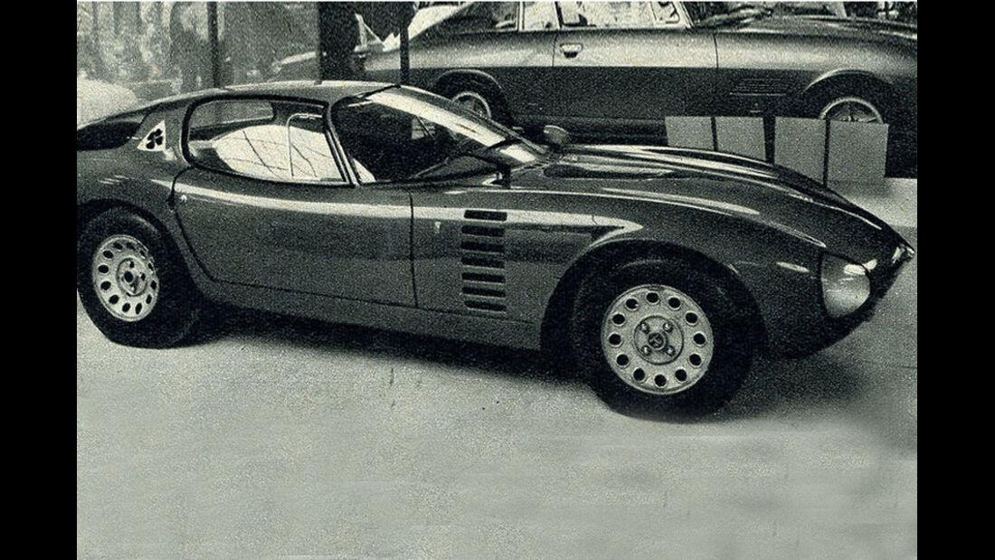Bertone, Canguro, IAA 1965