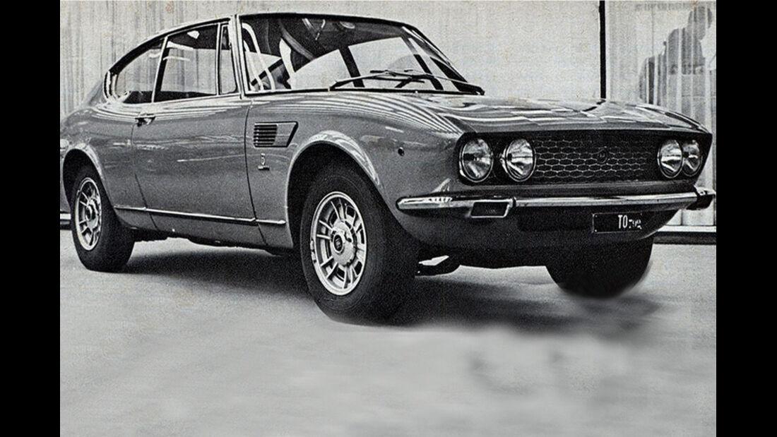 Bertone, Dino, IAA 1967